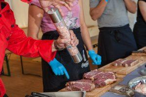Impressionen aus dem BBQ Camp